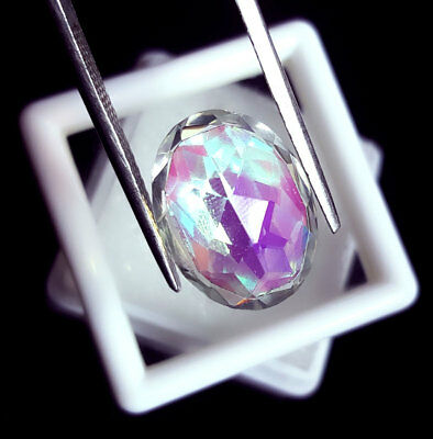 Marvelous Natural 8.75 Ct Oval Shape Mystic Opal Gemstone eBay