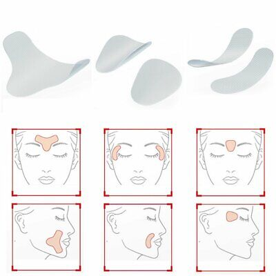 Frown Smile Lines Forehead Ultra Thin Facial Lift Patches for Wrinkles Lines TY