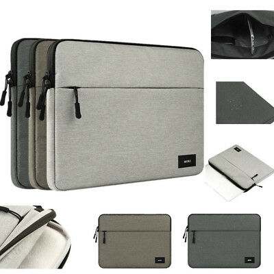 AU Universal Laptop Sleeve Carry Case Cover Pouch Bag For MacBook Air/Pro 13inch