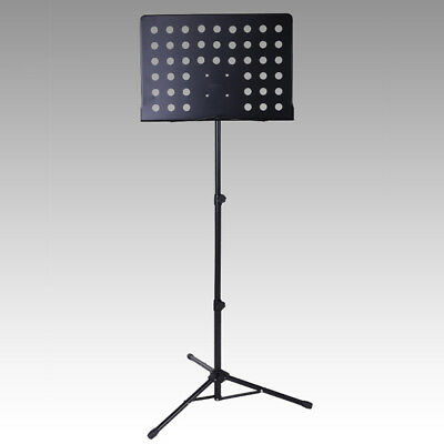 Heavy-Duty Folding Music Conductor Stand Sheet Tripod Holder with Carrying Bag