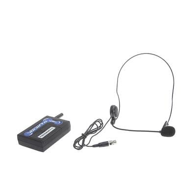 VocoPro UHF-BP1 Wireless Bodypack Transmitter and Headset Microphone - #1076791