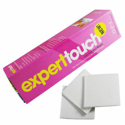 OPI Expert Touch Lint Free Nail 475 Wipes Polish Cleaner Remover Manicure Cotton