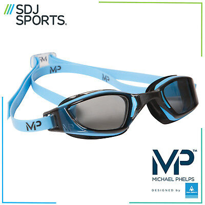 Michael Phelps MP Xceed Competition Racing Swimming Goggles With Anti-Fog Lenses