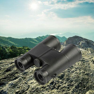 Compact Kids Binoculars Set With High Resolution Real Optic For Bird Watching QK