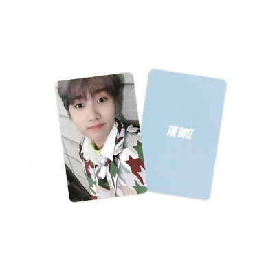 [The Boyz]3th Mini Album/The Only [In The Air ver.] Official Photocard/JACOB