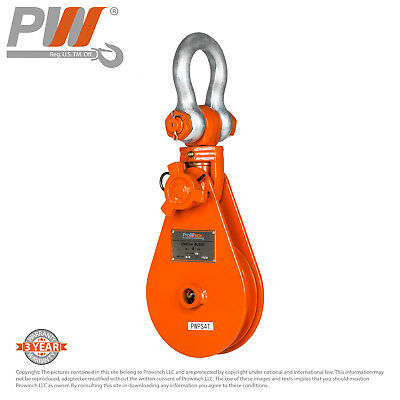 ProWinch Wire Rope Pulley 4 Ton