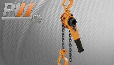 ProWinch Lever Hoist 1.5 Ton 3,300 lbs. 10 ft. G100 Chain Overload Protection