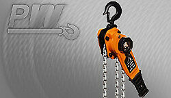 ProWinch Lever Hoist 9 Ton 19,800 lbs. 10 ft. G100 Chain Overload Protection