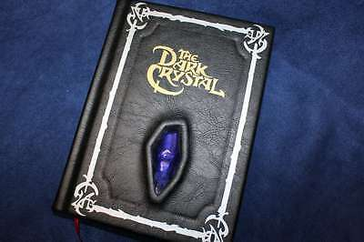 The Dark Crystal Leather Bound Book – Replica (Inspired By The Dark Crystal)