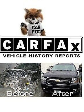 CARFAX Vehicle History Report in PDF!!! ORIGINAL!!!