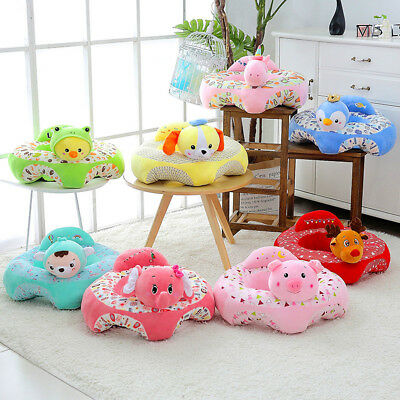 Baby Support Seat Infant Sitting Chair U Shaped Pillow for 0-2 Years Baby