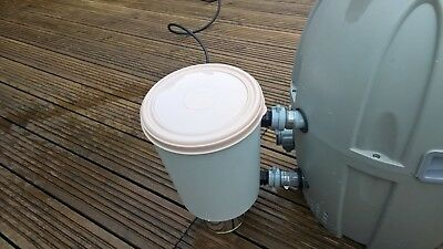 Lay Z Spa Descaling Bucket For Limescale And Chlorine Build Up