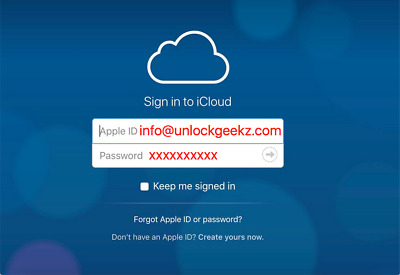 Apple iCloud Owners iNfo - Sold By USA T-MOBILE - 100% +SERVER TRACKING