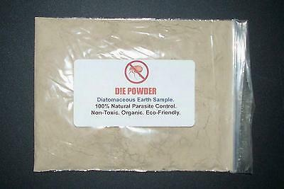 D!e Powder, Diatomaceous Earth, Poultry / Livestock Wormer Redmite/flea/lice