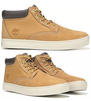6cdb6d4e716b NEW In BOX - TIMBERLAND DAUSET CHUKKA MEN S WHEAT Hi-TOP Shoes boots size