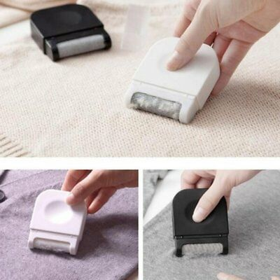 1pc Handheld Lint Clothes Sweater Shaver Fluff Fuzz Fabrics Portable Remover F1