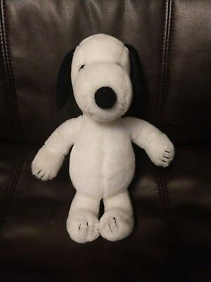 Vintage Snoopy plush doll 1988