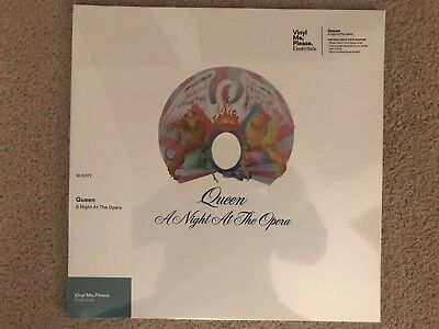 Queen - A Night At The Opera LP Vinyl  Me Please Multi Coloured New- Sealed/Mint