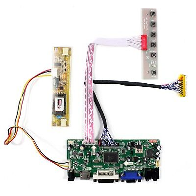 "Fit To 18.4"" N184H1-L03  1920x1080 HDMI VGA DVI LCD Controller Board"