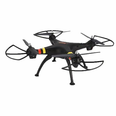 GLOBAL DRONE GW180 2.4G Smart RC Quadcopter Drone with 3D Flips Headless Mode CA