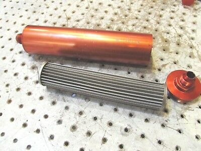 nascar system one an-10 fuel filter 11 5