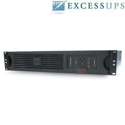APC Smart-UPS 1500VA RM 2U SUA1500RM2U - New Batteries, FreeShip!