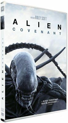 Alien : Covenant [DVD + Digital HD]