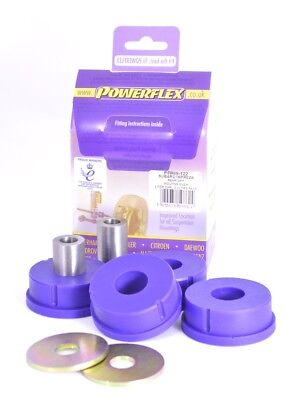 Powerflex PU Buchsen Subaru Legacy Impreza Forester Differential Lager hinten