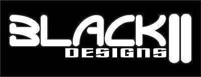 Black 11 Designs Private Custom Order License Plate Frame