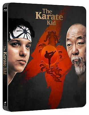 The Karate Kid Blu-Ray Steelbook Limited Edition Import - Region Free
