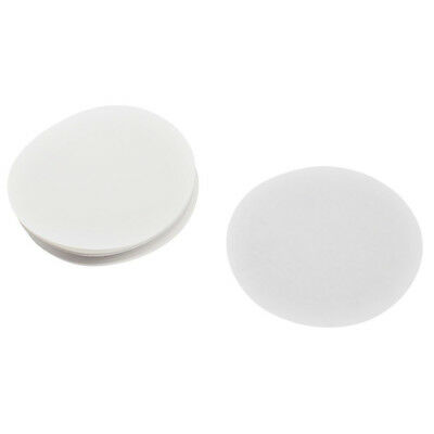 100pcs 15cm Dia Circles Medium Flow Rate 102 Qualitative Filter Paper H7X6
