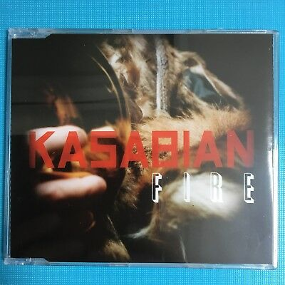 KASABIAN - Fire (Rare 2009 *NEW* Sealed CD)