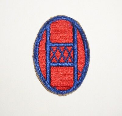 30th Infantry Division Patch WWII US Army P8255