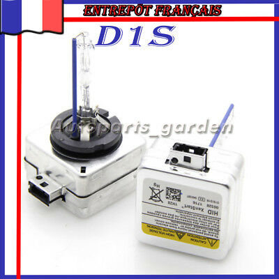 2 AMPOULES D1S 35W 12V LAMPE  Neuf HID DC 12V 8000K Pair