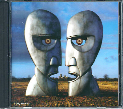 PINK FLOYD The Division Bell CD (1994) *Argentina