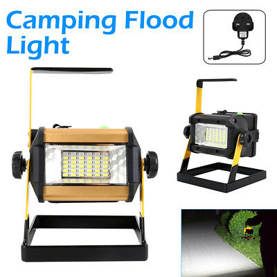 50W Rechargeable 36 LED Portable Camping Camping Projecteur Spot Travail