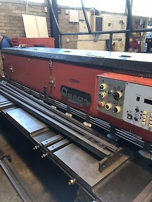 Amada Guillotine 2500mm x 4.5mm  REDUCED!!