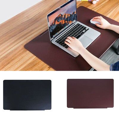Large Writing Mat PVC Leather Gaming Mouse Pad Desk Mat 70x45CM Home Office Use