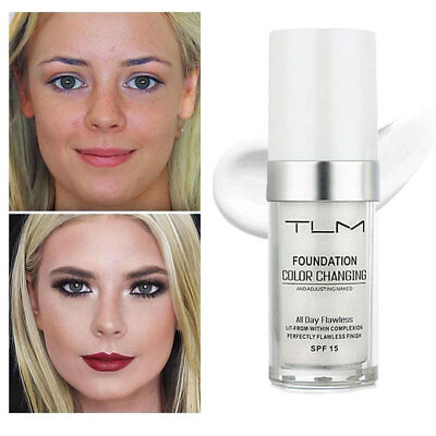 Magic Flawless Color Changing Foundation TLM Makeup Change To Your Skin Tone