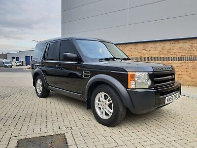 2005 '55' Land Rover Discovery 3 TDV6 - 7 Seater - Spares Or Repair