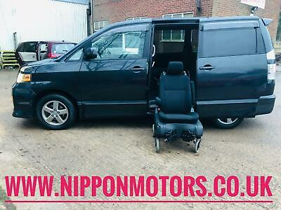 2005 Fresh Import Toyota VOXY NOHA ALPHARD ESTIMA With Disability Wheel Chair