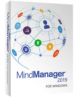 Mindmanager 2019 Business License For 12 PC's [Windows] Official Site Download