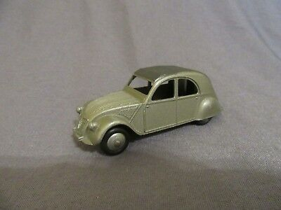 Automotive Toys, Hobbies 854 Vintage Dinky 24t Citroën 2cv Grey 1:43 Meccano