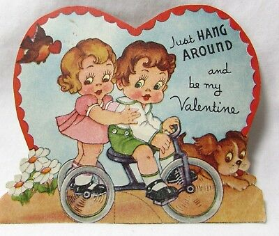 Valentine S Day Vintage Greeting Cards Paper Collectibles Page 85