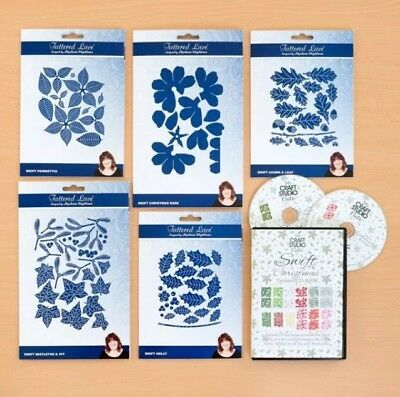 Stephanie Weightman,Bundle Flower Charisma Colour Die Cuts 14 x Tattered Lace