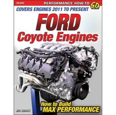 How to Rebuild the Small-Block Chevy Manual V8 263 302 350 400 ci Engines Stock