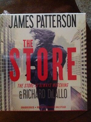 The Store by James Patterson (NEW, CD, unabridged)