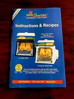 Ronco recipes showtime rotisserie easter guide youtube.