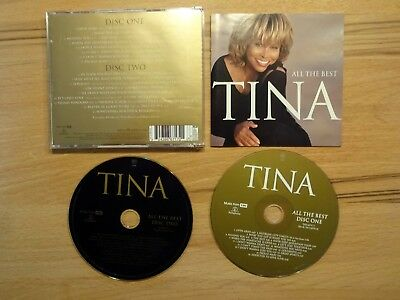 Tina Turner * All the Best - Best Of * 2004 * 2-CD