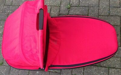 quinny moodd carrycot Red Foldable